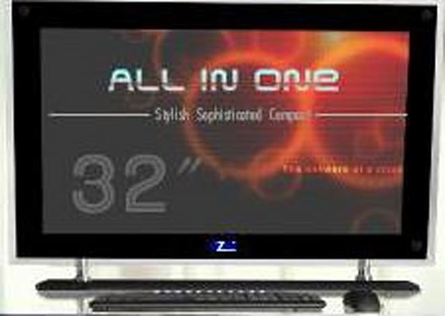 OzIQ poised to launch 32-inch all-in-one PC