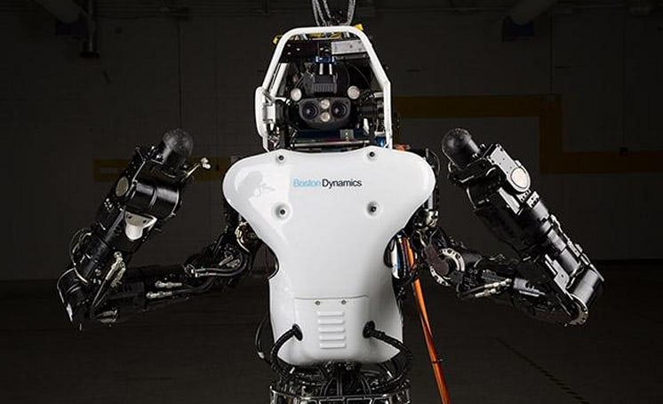 DARPA gives its Atlas robot a makeover, cuts the wires
