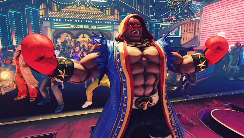 Watch the Evo 2016 fighting game championships right here!