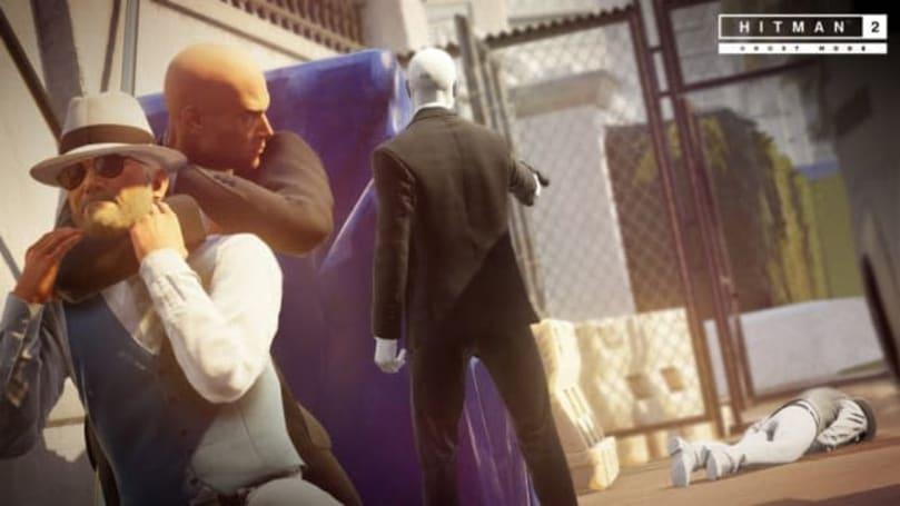 'Hitman 2' introduces multiplayer versus mode