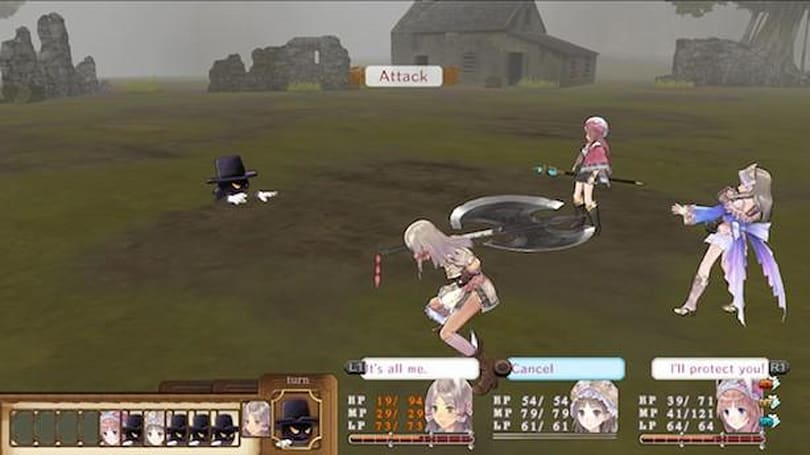 Arland Atelier Trilogy hits European PS3s in March