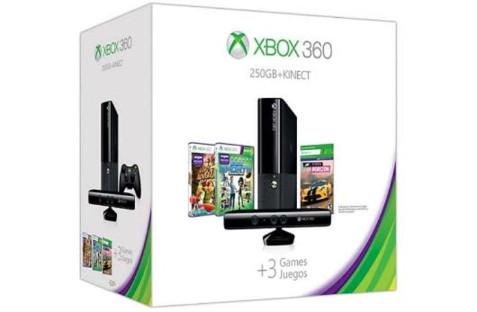 Xbox 360 250 GB Holiday bundle is $239 today on Amazon