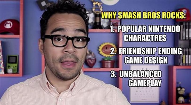 PBS' Game/Show probes the endless popularity of Smash Bros.