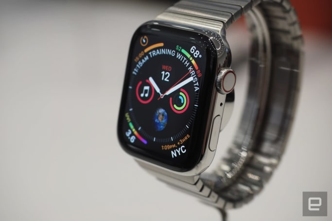 Smartwatch shipments grow 67 percent in Q3 thanks to Apple and Fitbit