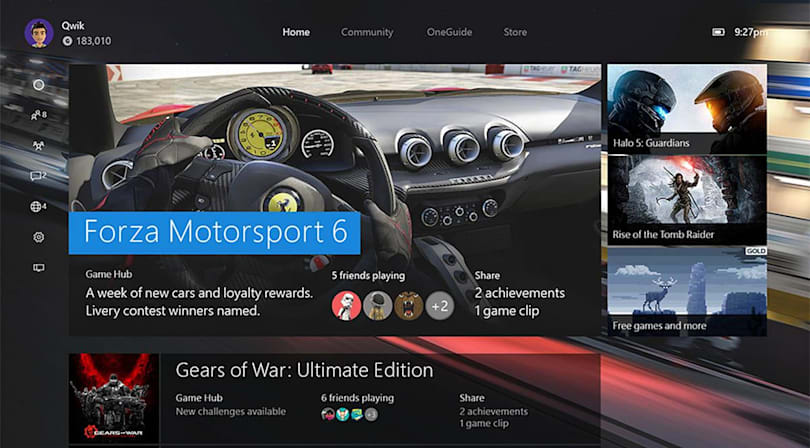 Latest Xbox One test update is rolling out slowly, for a reason