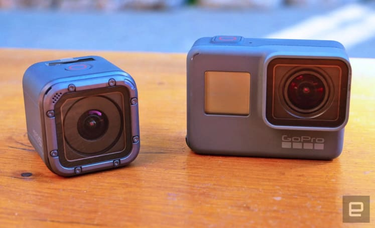 GoPro's trade-up program entices users to buy a Hero5