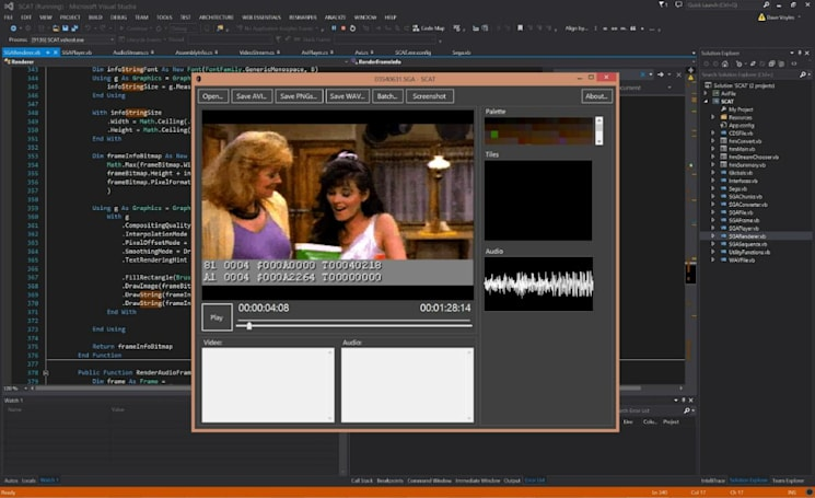 Spy on a vampiric slumber party in the browser port of 'Night Trap'