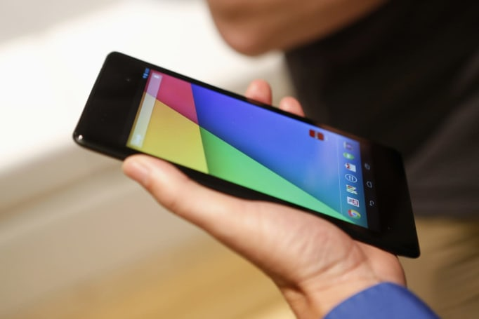 Google might be readying a successor to the Nexus 7 tablet