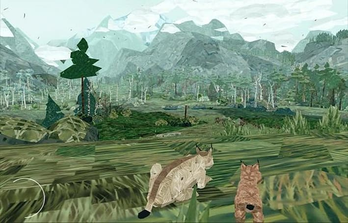 Shelter 2 'Cuteness' trailer is all about the lynx kitten fuzzies