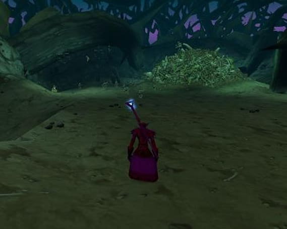 Around Azeroth: Those undead really know how to party...