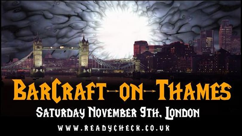 Attend BlizzCon from London with Barcraft-on-Thames