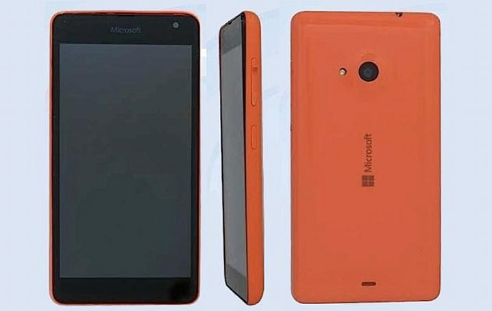 This is what Microsoft's first Nokia-less Lumia looks like