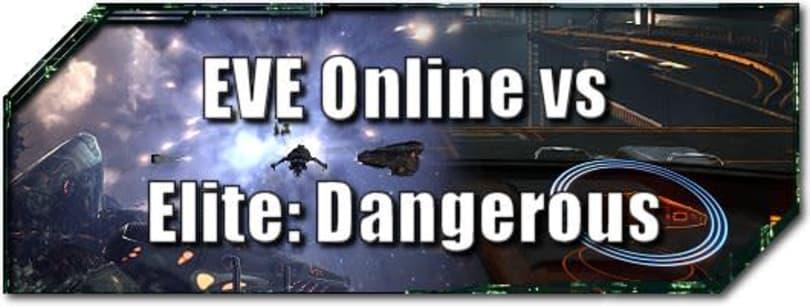 EVE Evolved: EVE Online vs. Elite: Dangerous