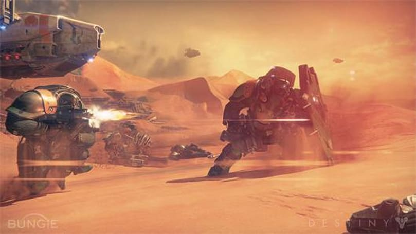 Destiny dev diary details armor, weapons, and loot