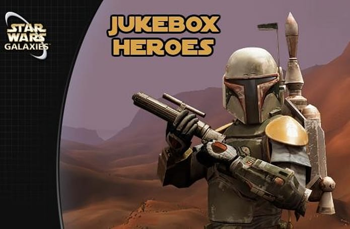 Jukebox Heroes: Star Wars Galaxies' soundtrack