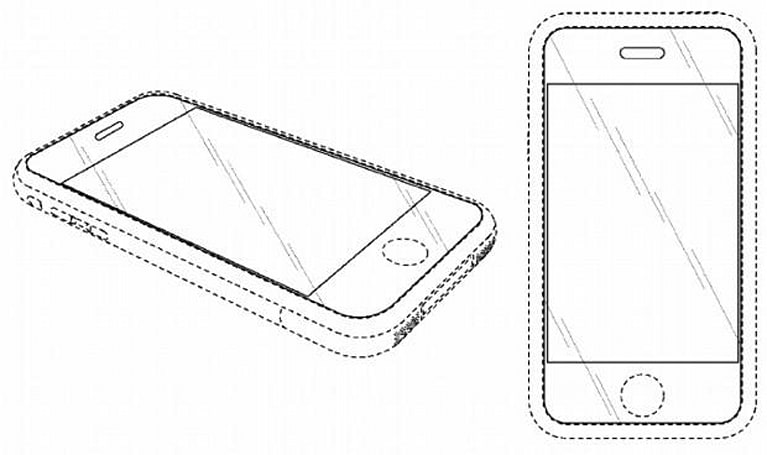 ITC rules that Samsung violates four Apple patents covering design, touch