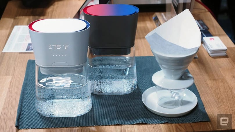 Heatworks' Duo carafe is instant kettle meets stylish Brita