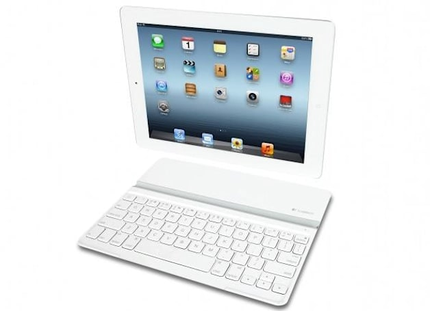 Logitech debuts white Ultrathin Keyboard Cover for iPad, arriving before month's end for $100