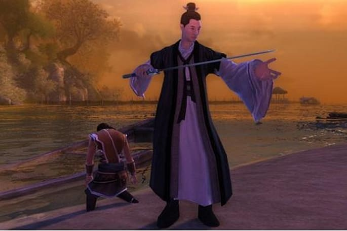 The Art of Wushu: Rewarding good and bad deeds