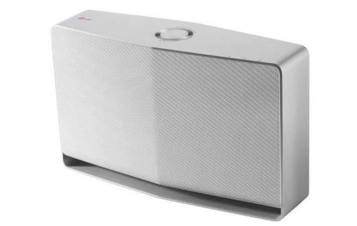 LG teases CES home theater lineup including a multi-room music streamer