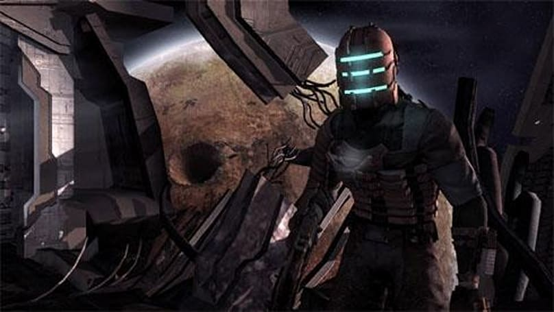 Dead Space may be light on Ellis' work
