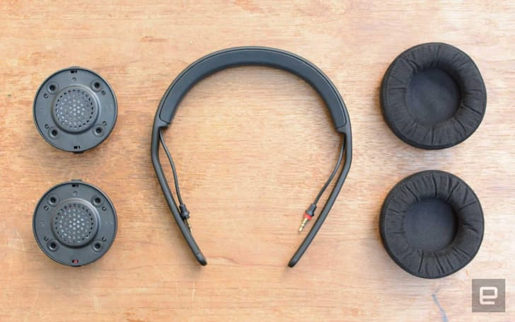 AIAIAI debuts 'HD' editions of its modular TMA-2 headphones