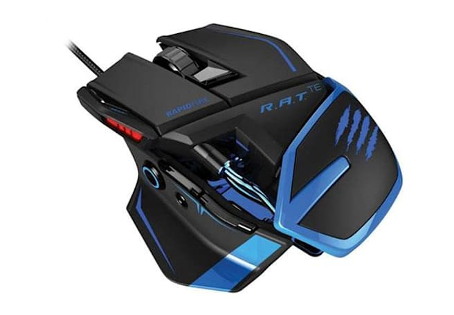 Mad Catz's Tournament Edition Rat is lighter, faster and brighter