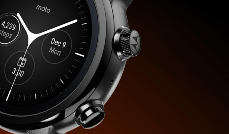 The Moto 360 smartwatch is back, but Motorola isn't making it