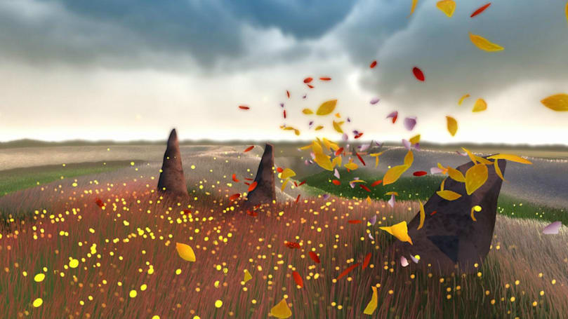 'Flower' brings its zen gameplay to iPhone and iPad