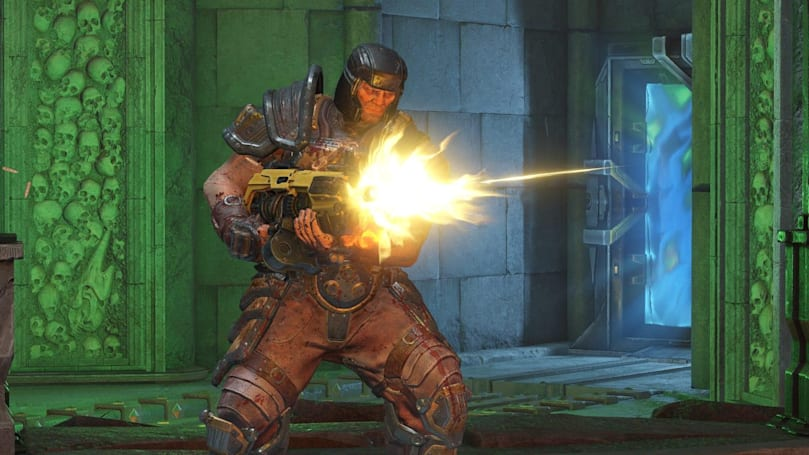 'Quake Champions' cribs from 'Fortnite' with a paid Battle Pass
