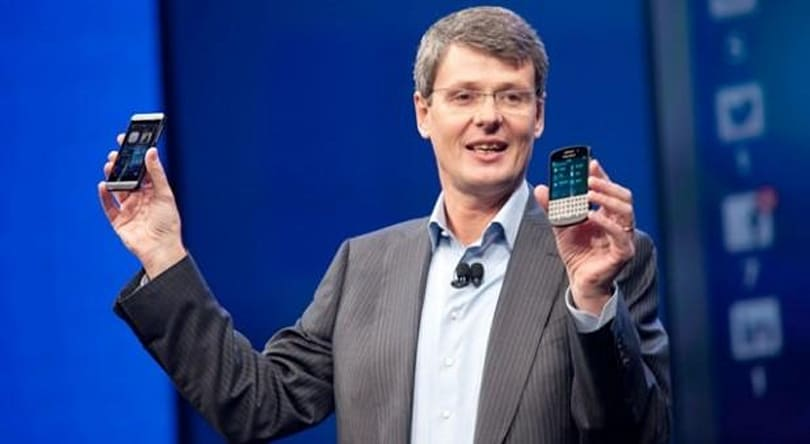 BlackBerry developing 'simple' enterprise cloud service for BB, Android and iOS