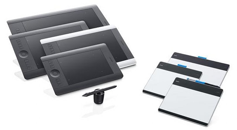 Wacom revamps Intuos pen tablet line with regular and Pro models, priced from $79 up to $499