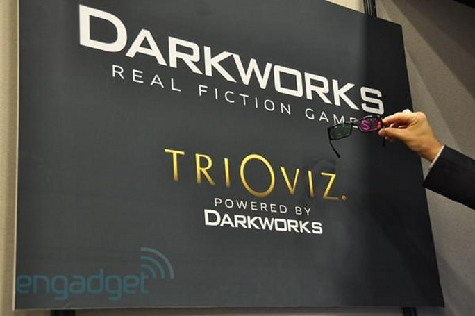 Darkworks shows off TriOviz for Games 2D-to-3D SDK, we get a good look