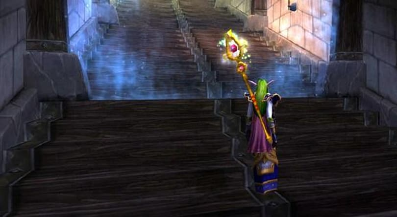 Breakfast Topic: How long has it been since you played your original WoW character?