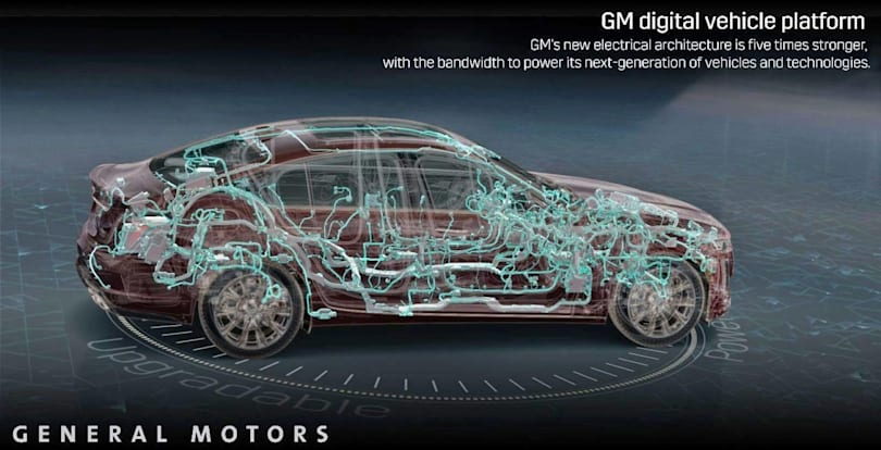 GM will deliver over-the-air updates to 'most' vehicles by 2023