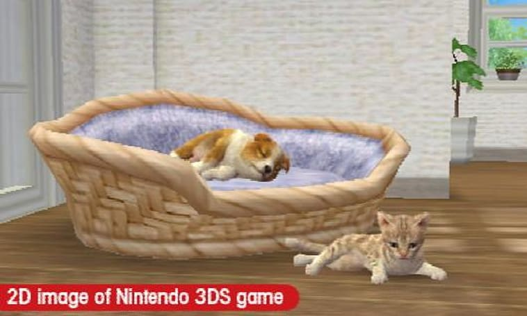 New Nintendo eShop releases: It's raining nintendogs + cats
