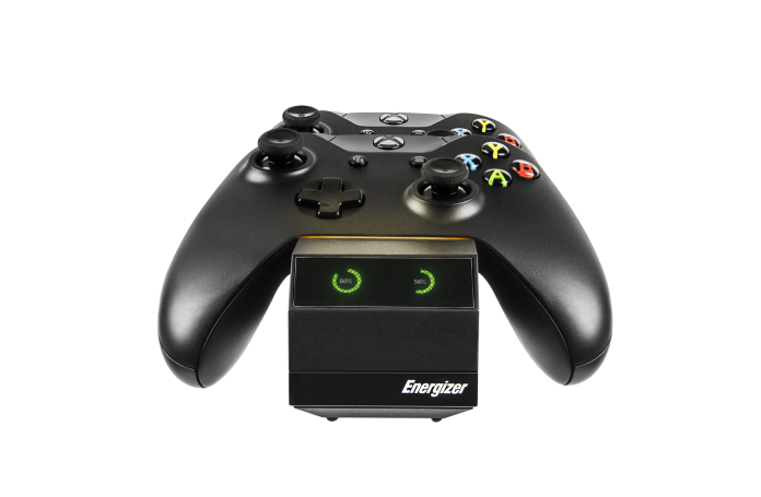 Energizer's Xbox One battery charger recalled for burn hazard