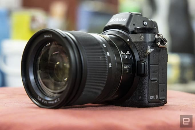 Nikon Z6 and Z7 owners can now pay $200 to add RAW video capture