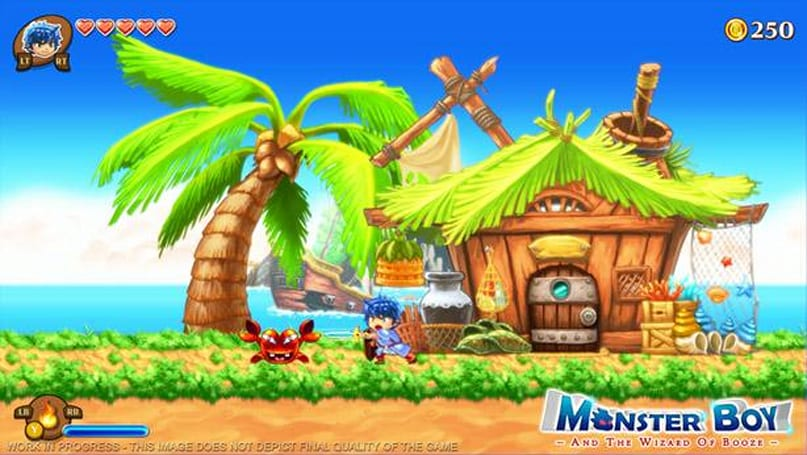 Westone co-founder working on Monster World successor