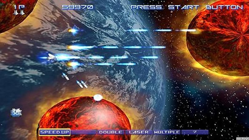 ESRB rating suggests Gradius V is headed for PS3