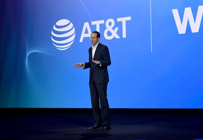 AT&T CEO Randall Stephenson is retiring