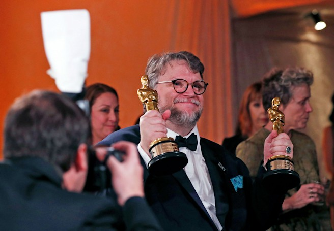 Netflix taps Gullermo del Toro to direct 'Pinocchio'