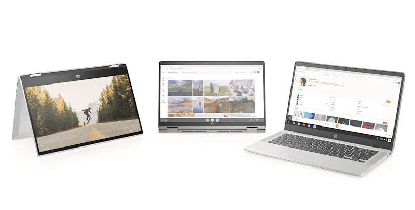 HP's Pavilion x360 14 now comes with 4G LTE