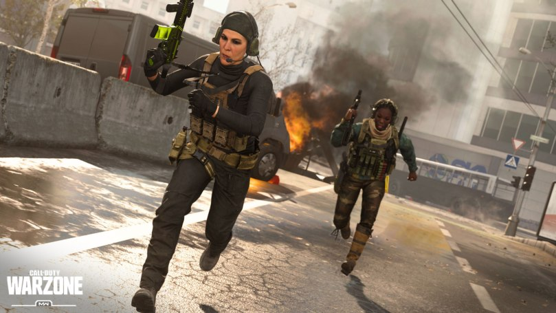'Call of Duty: Warzone' adds Duos mode in Battle Royale