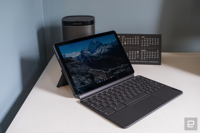 Lenovo Chromebook Duet review: A surprisingly solid tablet experience