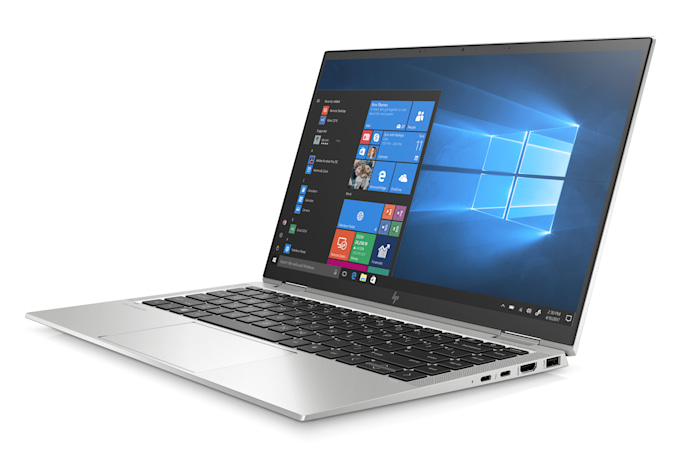 HP's latest EliteBooks offer 5G and up to 29 hours of battery life