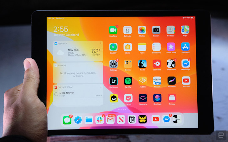 This week's best deals: 10.2-inch iPad, Apple Watch Series 5 and more