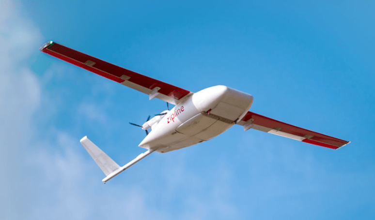 Zipline will use its drones to deliver PPE to US healthcare workers