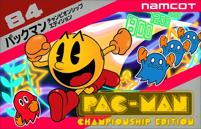 A high-definition Pac-Man remake is being ported to the NES, to play on your Switch