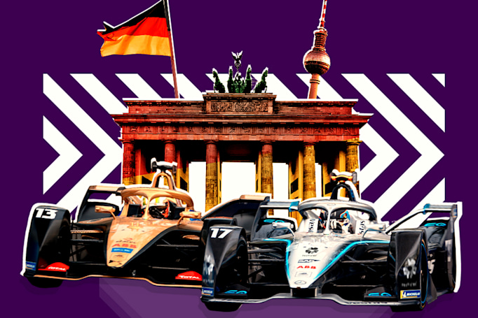 Formula E returns August 5th with six races around an old Berlin airport